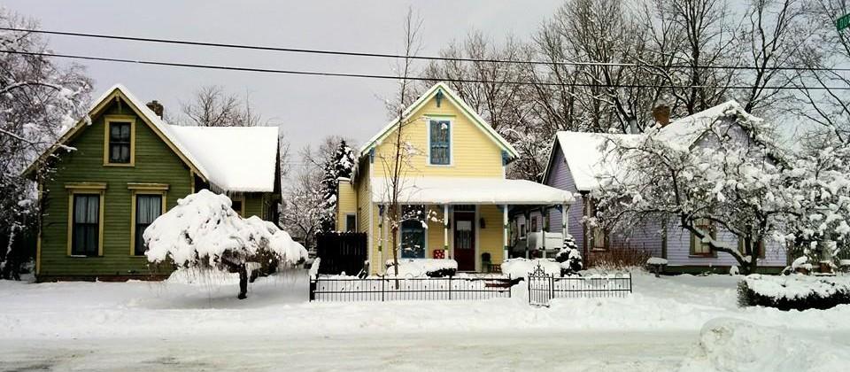 E. St. Clair Street