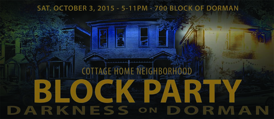 2015 Block Party - Oct. 3rd
